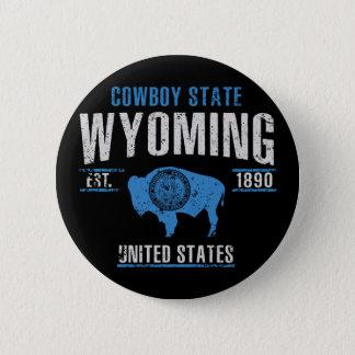 Wyoming Runder Button 5,1 Cm