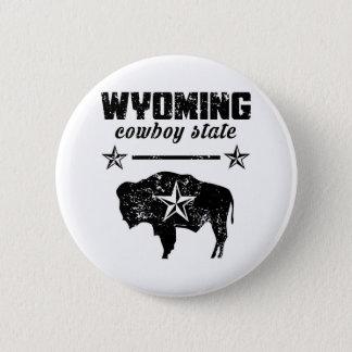 Wyoming Runder Button 5,7 Cm