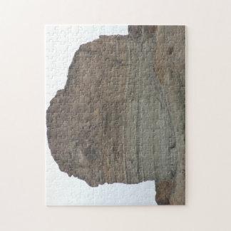 Wyoming-Schloss-Felsen-Puzzle Puzzle