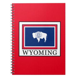 Wyoming Spiral Notizblock
