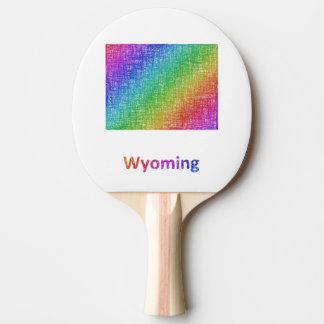 Wyoming Tischtennis Schläger