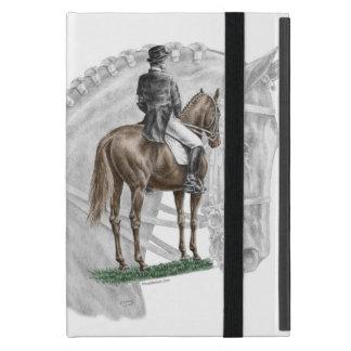 X-Halt Grußdressage-Pferd Schutzhülle Fürs iPad Mini