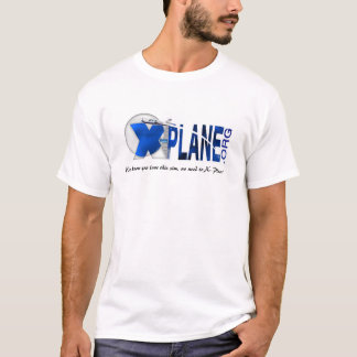 X-Plane.Org Website-Logo T-Shirt