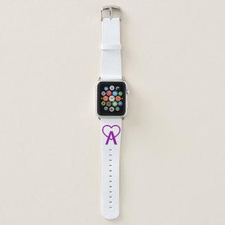 X&W A~Heart Apple Uhrenarmband Apple Watch Armband