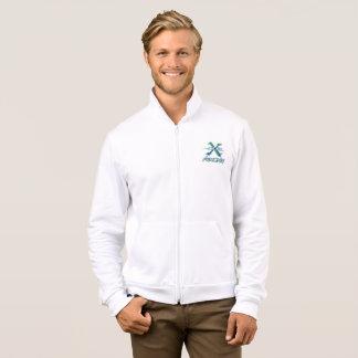 Xcel Fechtenteam • Fleece-Zipsweatshirt Jacke
