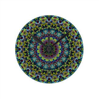 Xena Kaleidoskop-Entwurf Uhren