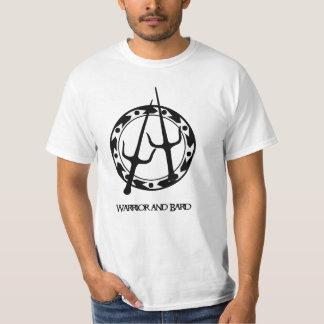 Xena Warrior and Bard T-Shirt