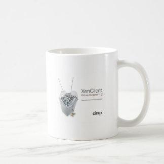 XenClient Material Kaffeetasse