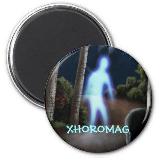 Xhoromag 2 runder magnet 5,1 cm