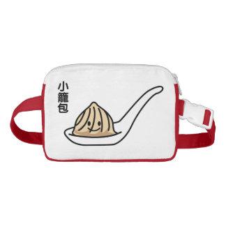 Xiaolongbao chinesisches Suppen-Mehlkloß-Dim Gürteltasche