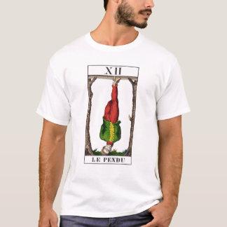 XII der gehangene Mann, Tarotkarte T-Shirt