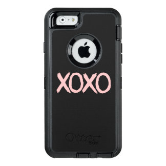 XOXO OtterBox iPhone 6/6S HÜLLE