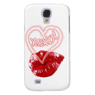 XOXO - Rufen Sie mich… an! Galaxy S4 Hülle