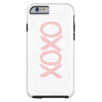 XOXO TOUGH iPhone 6 HÜLLE