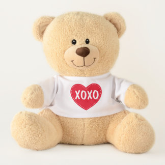 XOXO Valentinstag-Teddybär-Plüschtier Teddy