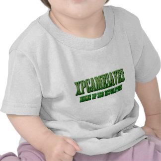 XPG grüne gewollte Blick Strecke Hemden
