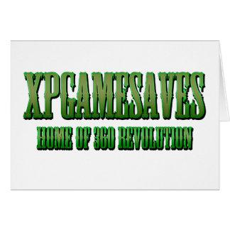 XPG grüne gewollte Blick Strecke Karten