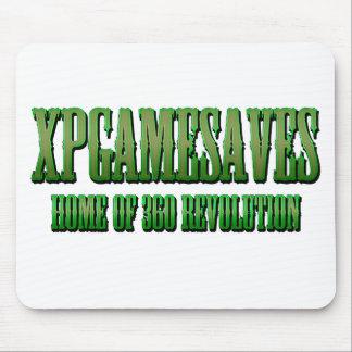 XPG grüne gewollte Blick Strecke Mousepad