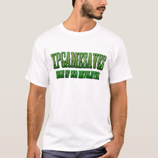 XPG grüne gewollte Blick Strecke T-Shirt