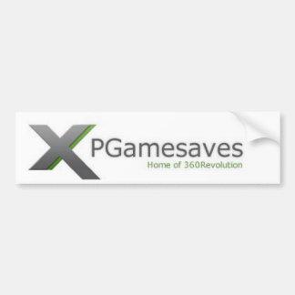 XPGamesaves Strecke v1 Autosticker