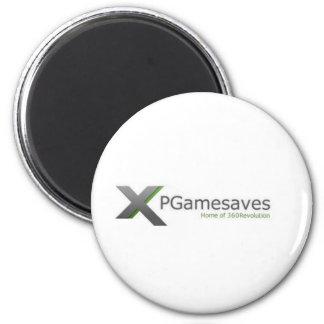 XPGamesaves Strecke v1 Kühlschrankmagnet