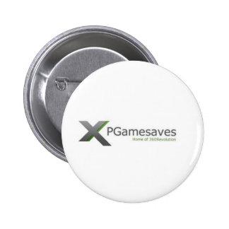 XPGamesaves Strecke v1 Runder Button 5,7 Cm