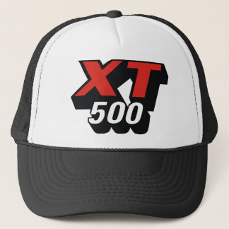 XT 500 Logo Truckerkappe