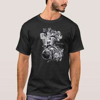 XT 500 Motor T-Shirt