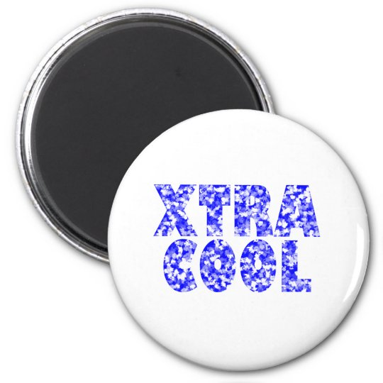 xtra cool runder magnet 5,7 cm