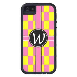 """xtream Damen-Fallrosa """"W """" a iPhone 5 Hüllen"""