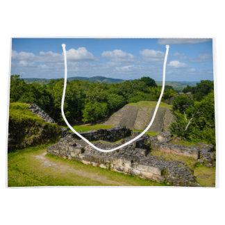 Xunantunich Mayaruine in Belize Große Geschenktüte