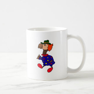 XX Dodo-Vogel-Clown-Entwurf Kaffeetasse