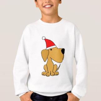 XX gelbe Labrador-Retriever-tragende Sweatshirt
