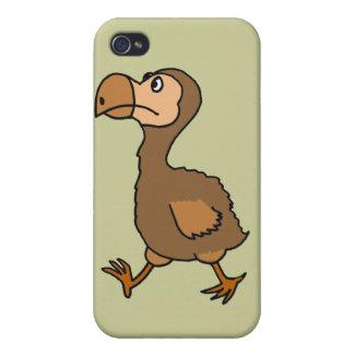 XX unglaublich witzig Dodo-Vogel-Entwurf iPhone 4 Case