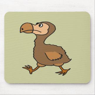 XX unglaublich witzig Dodo-Vogel-Entwurf Mousepad