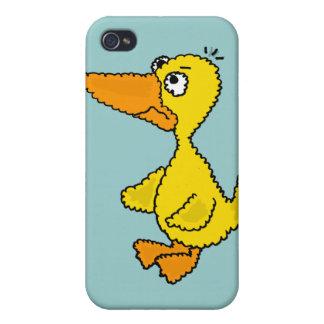 XX unglaublich witzig Enten-Cartoon iPhone 4 Hülle