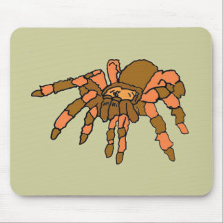 XX unglaublich witzig Tarantula-Spinne Mousepads