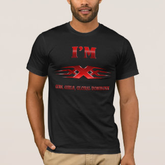 xXx Käfig T-Shirt