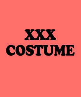 XXX KOSTÜM - - Halloween - png Shirt