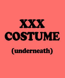 XXX KOSTÜM - Halloween - png Shirts