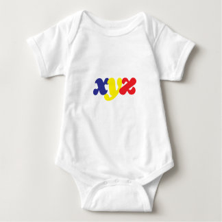 xyz Babygang Baby Strampler