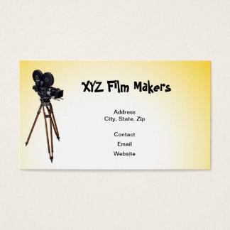 XYZ-Filmemacher Visitenkarte