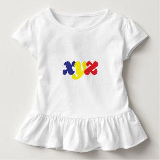 xyz Kleinkind-Gang Kleinkind T-shirt