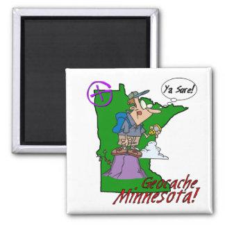 Ya Sure! Magnet #2 Minnesotas Cacher