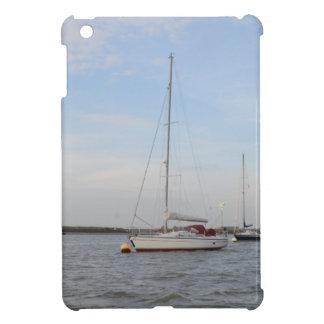 Yacht Clara auf ducken iPad Mini Hülle