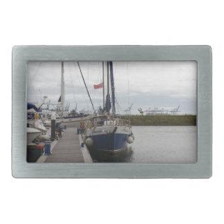Yacht Francesca Rechteckige Gürtelschnalle