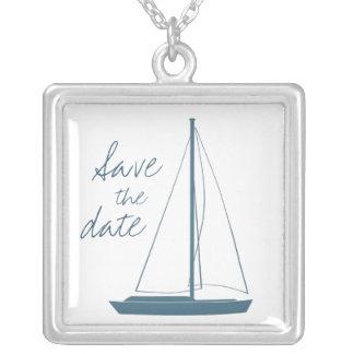 Yacht-Hochzeit Halsketten