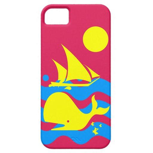 Yacht-Leben iPhone 5 Fallrosa Schutzhülle Fürs iPhone 5