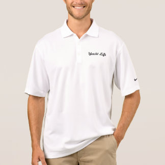 Yacht-Leben-Polo-Shirt Polo Shirt