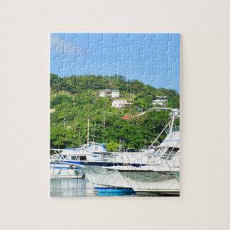 Yacht Puzzle